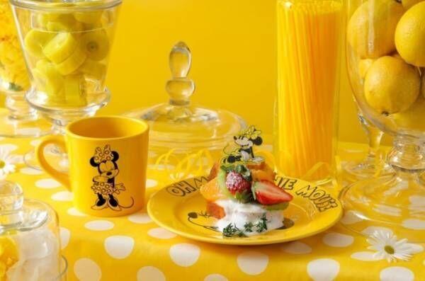 ミニーマウスの期間限定カフェが東京・大阪・名古屋・福岡にオープン!