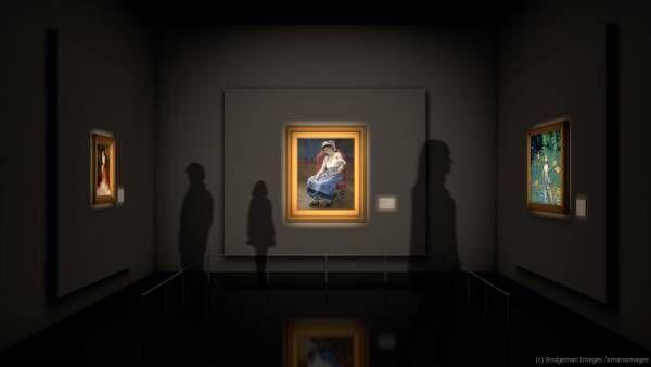 印象派の世界に迷い込む新感覚ミュージアム「Immersive Museum」