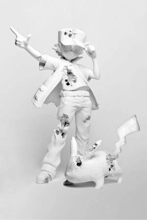 ポケモン×ダニエル・アーシャムのコラボ展覧会が渋谷パルコにて期間限定開催!