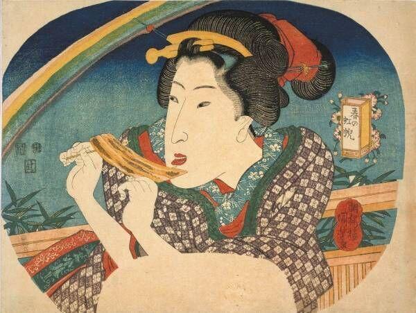 グランド ハイアット 東京にて展覧会「おいしい浮世絵展」とのコラボメニュー期間限定登場!