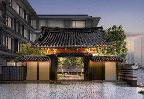 京都のラグジュアリーホテル「ホテル ザ 三井 京都」20年11月オープン!