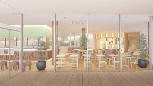 京都「マールブランシュ ロマンの森」緑の中で焼きたてパンやスイーツを楽しめる複合施設が誕生!