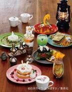 『約束のネバーランド』のカフェ「CAFE GRACE FIELD」が東京・六本木ヒルズで開催!