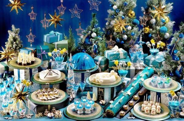 ヒルトン福岡シーホークは、クリスマスに向けたヒルトンスイーツ「Sparkle ☆ Christmas」が登場!