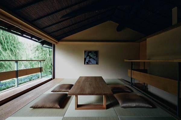 京町家をリノベーションした宿泊施設「ANJIN GION SHIRAKAWA」京都市東山区にオープン!