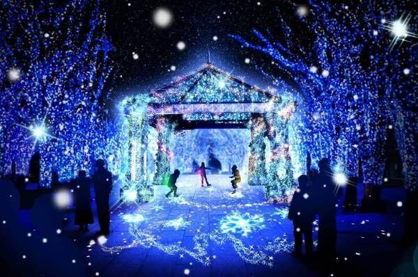 横浜・みなとみらいのイルミネーション「ヨコハマミライト 2020」開催!