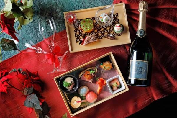 ウェスティン都ホテル京都よりクリスマス限定のアフタヌーンティーが登場!