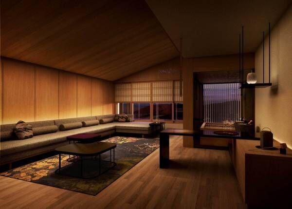 高級温泉旅館「ふふ 京都」が、2021年春に京都・南禅寺エリアに開業!