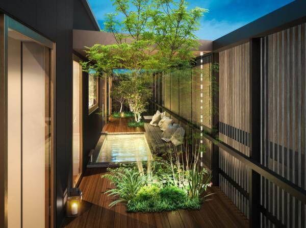 高級旅館<ふふ熱海 別邸「木の間の月」>21年4月に開業!