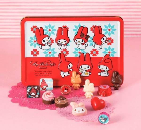 大丸東京店のバレンタインチョコ - ポケモンやミッフィー、マイメロディなど人気キャラクターチョコ集結!