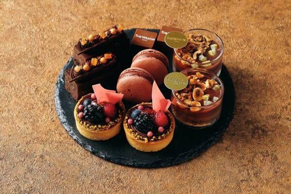 """ウェスティンホテル東京""""チョコとフルーツ""""を楽しむ「チョコレートアフタヌーンティー」開催!"""