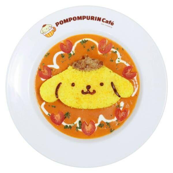 原宿「ポムポムプリンカフェ」リニューアル!