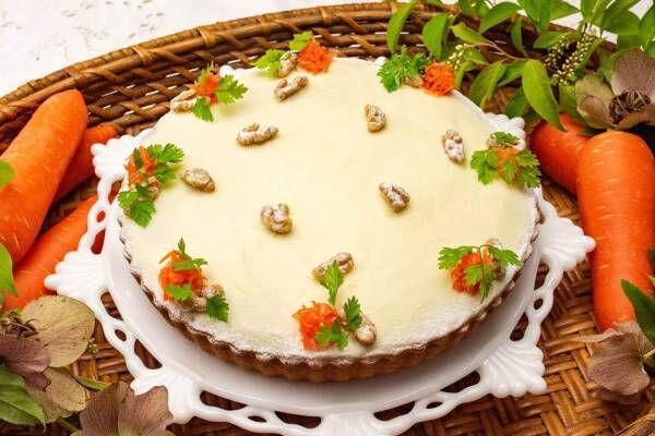 フルーツタルト専門店キルフェボンから野菜を使った限定タルトが登場!