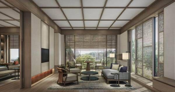 日本初ヒルトン・最高級ランクのホテル「ロク キョウト」京都に開業!