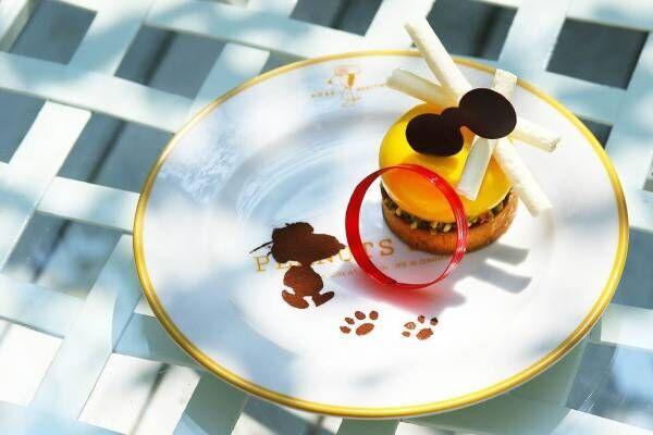 神戸・北野のピーナッツ ホテル・神戸の人気洋菓子店「パティスリー トゥース トゥース」とコラボ!