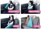 クルマのリヤシートをソファ感覚に変えるクッション 「+いいコレ Penguin Cushion」が新登場!
