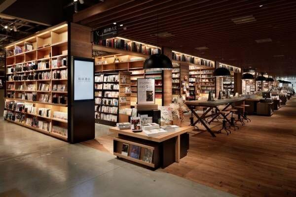 新スタイルの書店!九州の新たな旗艦店「六本松 蔦屋書店」がオープン