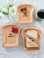 朝食で休日の過ごし方をデザイン!? 休日の始まりをグッドスタートにするウッドトレー「PAN MAISON(パンメゾン)」