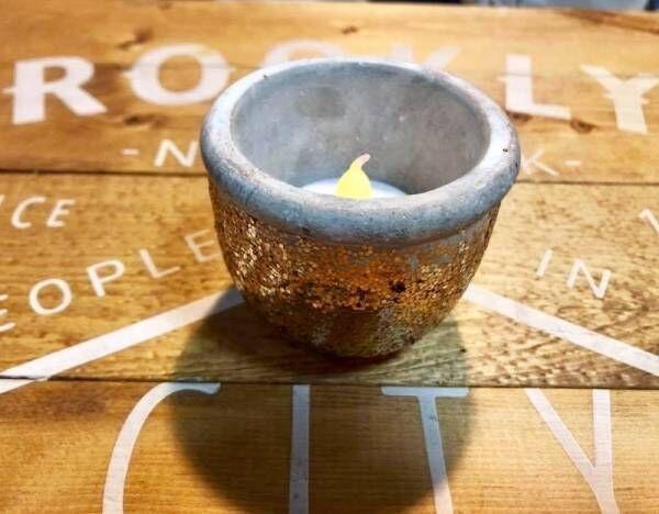 木工用ボンドとラメで簡単にできる!キラキラ光るグリッター加工