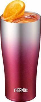 【サーモス】人気の真空断熱タンブラーに高級感のあるパール塗装とグラデーションカラーを施したスパークリングシリーズが登場!