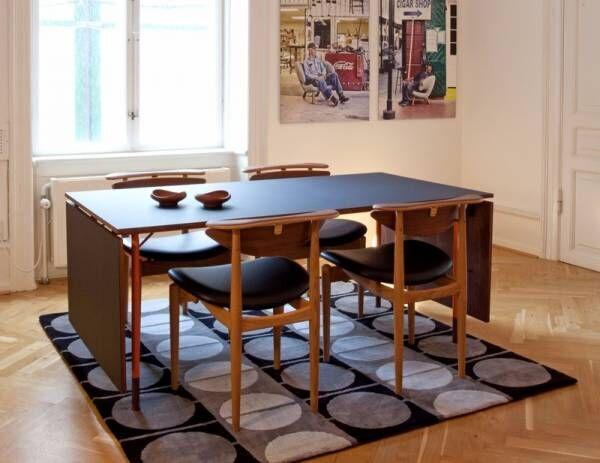 半世紀を超えて形になった椅子も。北欧家具の巨匠ブランドギャラリー〔FINN JUHL〕オープン
