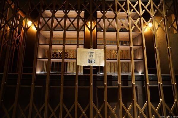 本棚の中で眠れる・お酒も飲める、泊まれる本屋「BOOK AND BED TOKYO」が池袋に新店をリニューアルOPEN♪