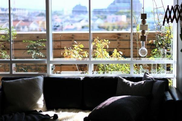 シンプルだけど超重要!簡単窓枠DIYで部屋を素敵なナチュラル空間に☆