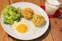 低炭水化物で低カロリー!おからを使ったふわふわヘルシーなケークサレのレシピ。