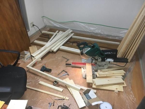 【格安】すのこベッドを作ろう!参考にしたいDIYまとめ