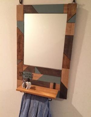 【必見】100均の鏡を簡単・素敵にDIY&リメイク!大きいものまで幅広くご紹介!