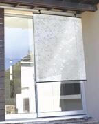 部屋の明るさを保ちながら直射日光を遮りプライバシーを保護する「DCMブランド 光が入る日除けすだれ」が画期的!