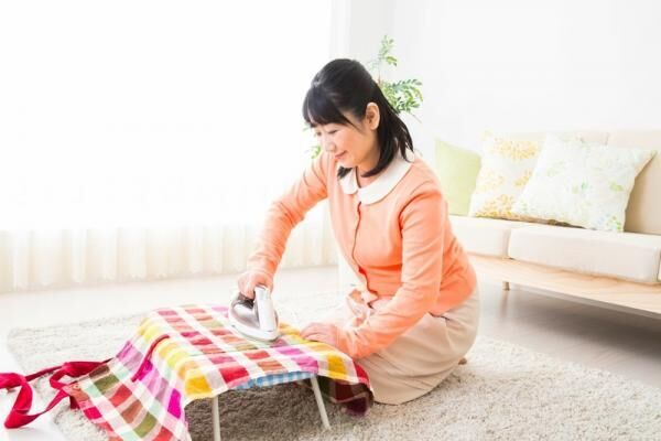 忙しい主婦のための、正しいアイロンのかけ方を基本から徹底解説