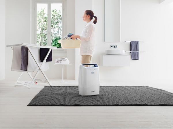部屋干しが快適に♪ デロンギから衣類乾燥除湿機が6/1(木)発売