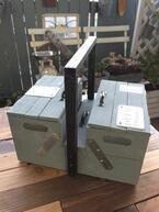 簡単におしゃれな工具箱を作ろう♪簡単に挑戦できるアイデア4選