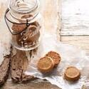 【成城石井】有機キヌアを生地にたっぷりと練り込むなど、ザクザク・プチプチ食感が楽しいマクロビ素材のクッキー2種♪