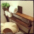 トイレの収納アイデアまとめ!省スペースから棚のDIY方法までご紹介