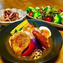 【レシピ】スープカレーをお家で作ろう!簡単アイデア3選