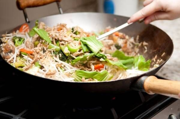 料理好きの必需品!中華鍋を使い始める前に準備すること