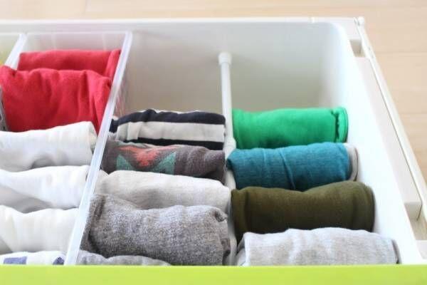 かさばりがちな冬服もこれでスッキリ♪衣類の収納アイデアまとめ