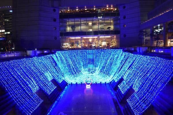 年末年始に楽しめる!キラキラの冬の横浜・イルミネーション散歩
