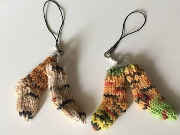 ぐるぐる編むだけで模様が出てくる、魔法の毛糸《Opal》で作るあったかソックス