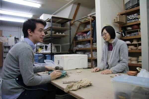 忙しい人にこそおすすめ! 陶芸教室〔つきじ窯〕で無心になれる時間を作ろう