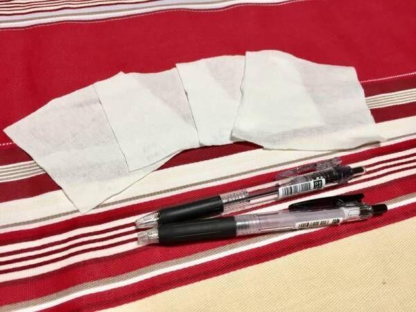 油性・水性ボールペンの汚れを一番落とす方法とは?それぞれ4つの対処法を実際に試してみた