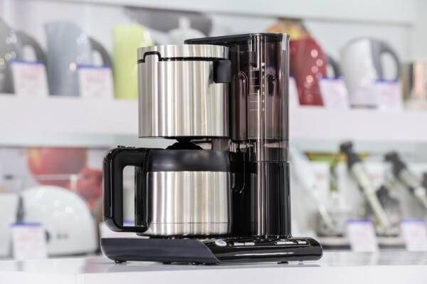 放置しがちなコーヒーメーカーの内部を掃除してみた。毎朝の1杯がおいしくなる♪
