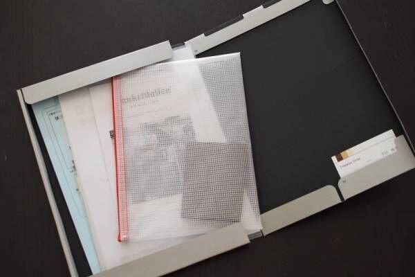 こんなの待ってた!《WORKER'S BOX》がズボラママの書類整理に最適