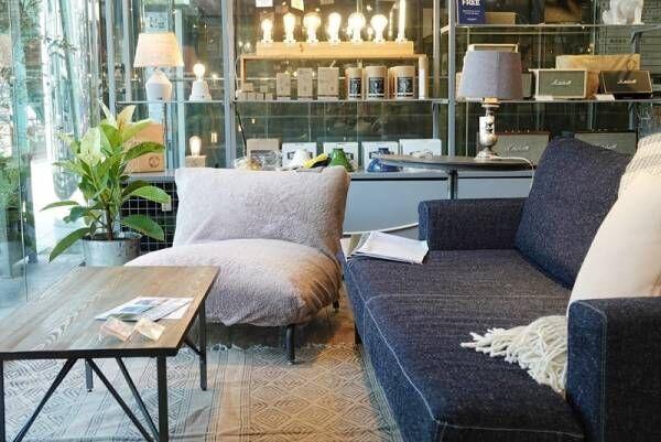 定番と流行、家具との出会いが楽しい〔journal standard Furniture 渋谷店〕