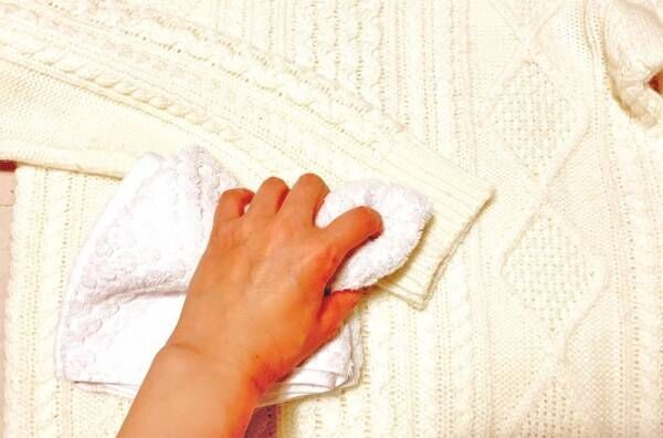 ニット、マフラー、手袋も!冬物トップス&小物の洗い方を徹底マスター