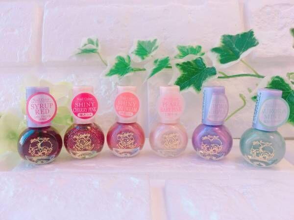 【ダイソー】サンリオネイルを追加購入!春っぽいカラーでかわいい♡