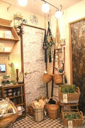 〔Decor Interior Tokyo〕で見つけた!エリソン・インテリアの雑貨たち【LIMIA×夏水組④】