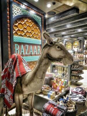 【ねこのふらり一人旅 #14】ドキドキのトランジット。カタールの首都ドーハに降り立つ!